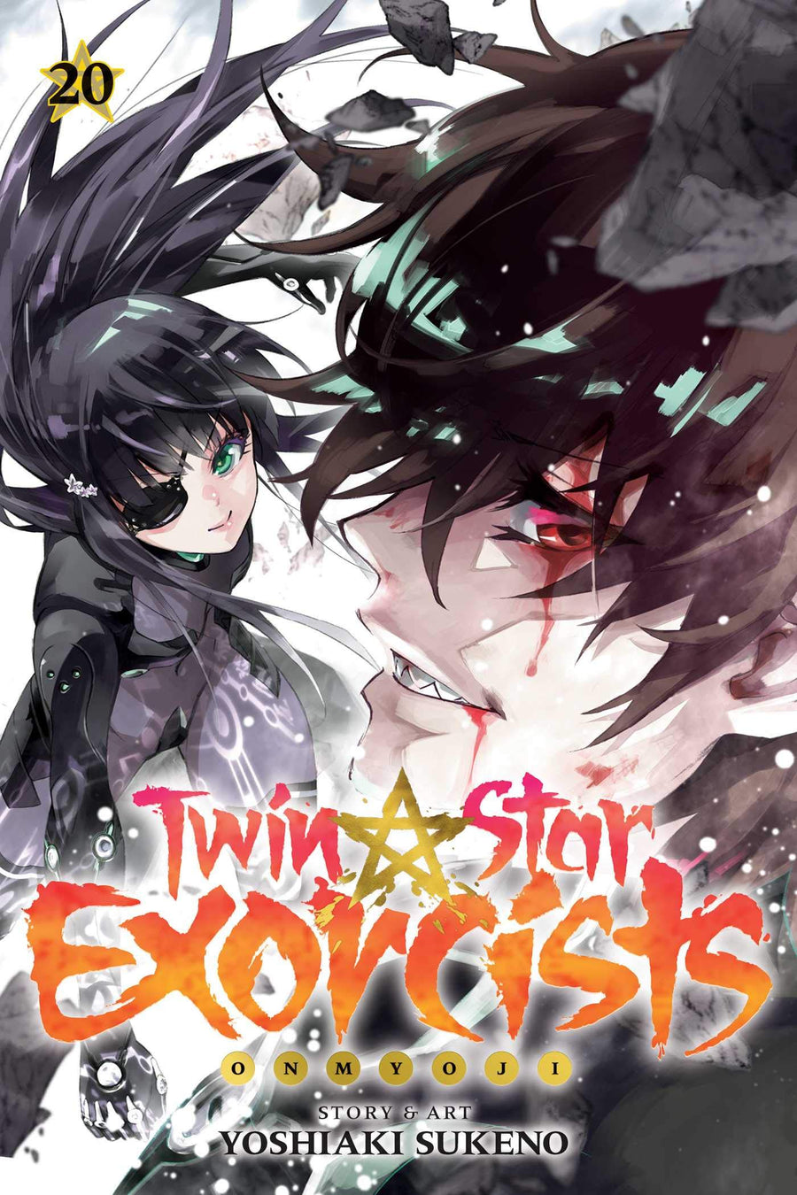Twin Star Exorcists Volume 20