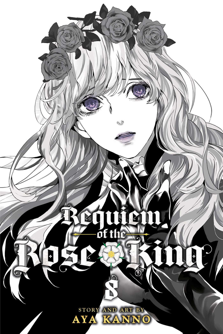 Requiem of the Rose King Volume 8