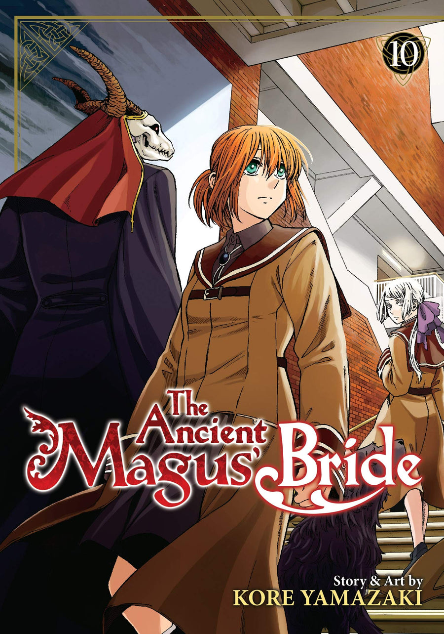 The Ancient Magus Bride - Vol.10