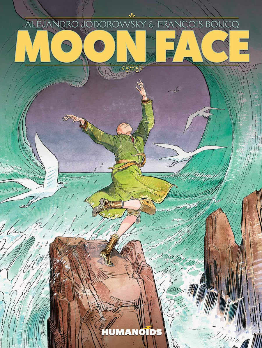 Moon Face Hardcover