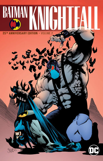Batman Knightfall 25th Anniversary Edition Volume 2