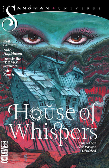 House Of Whispers Volume 1 The Power Divided