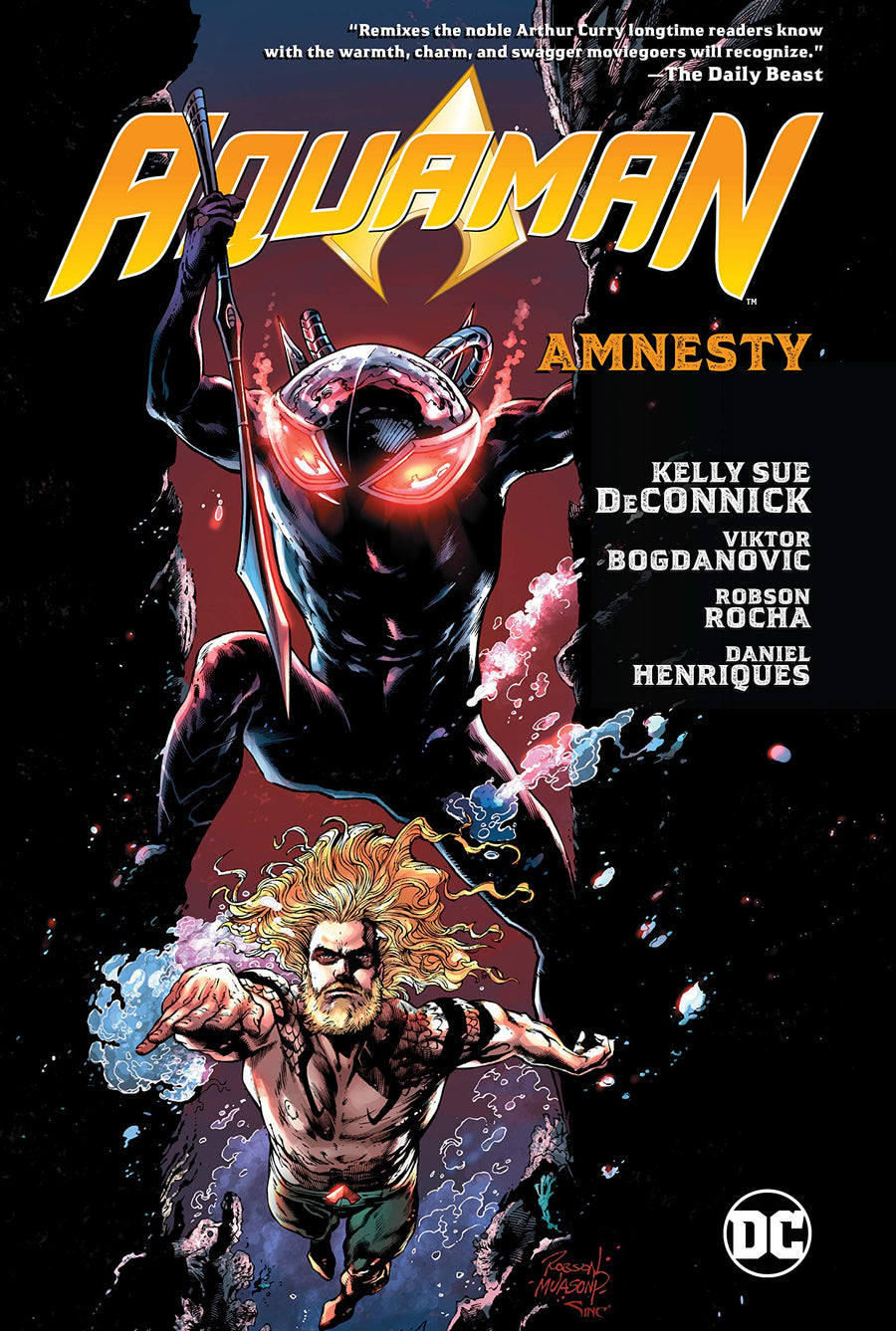 Aquaman HC Volume 2 Amnesty