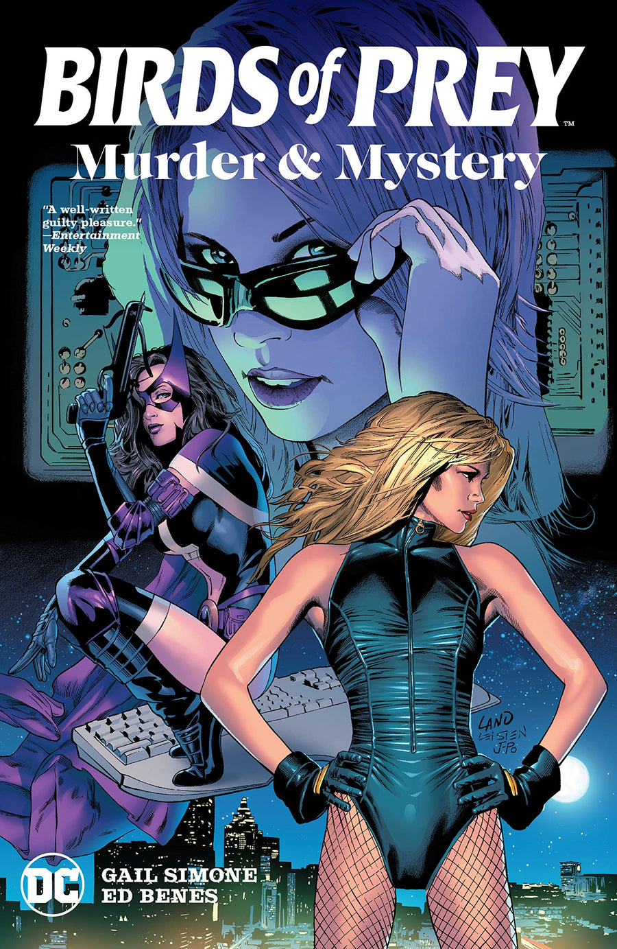 Birds Of Prey Murder And Mystery