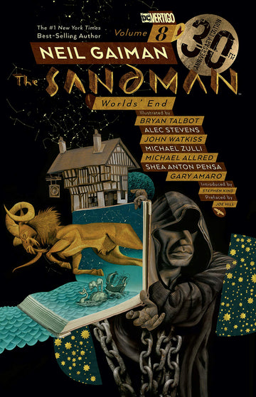 Sandman Volume 8 Worlds End 30th - Anniversary Edition