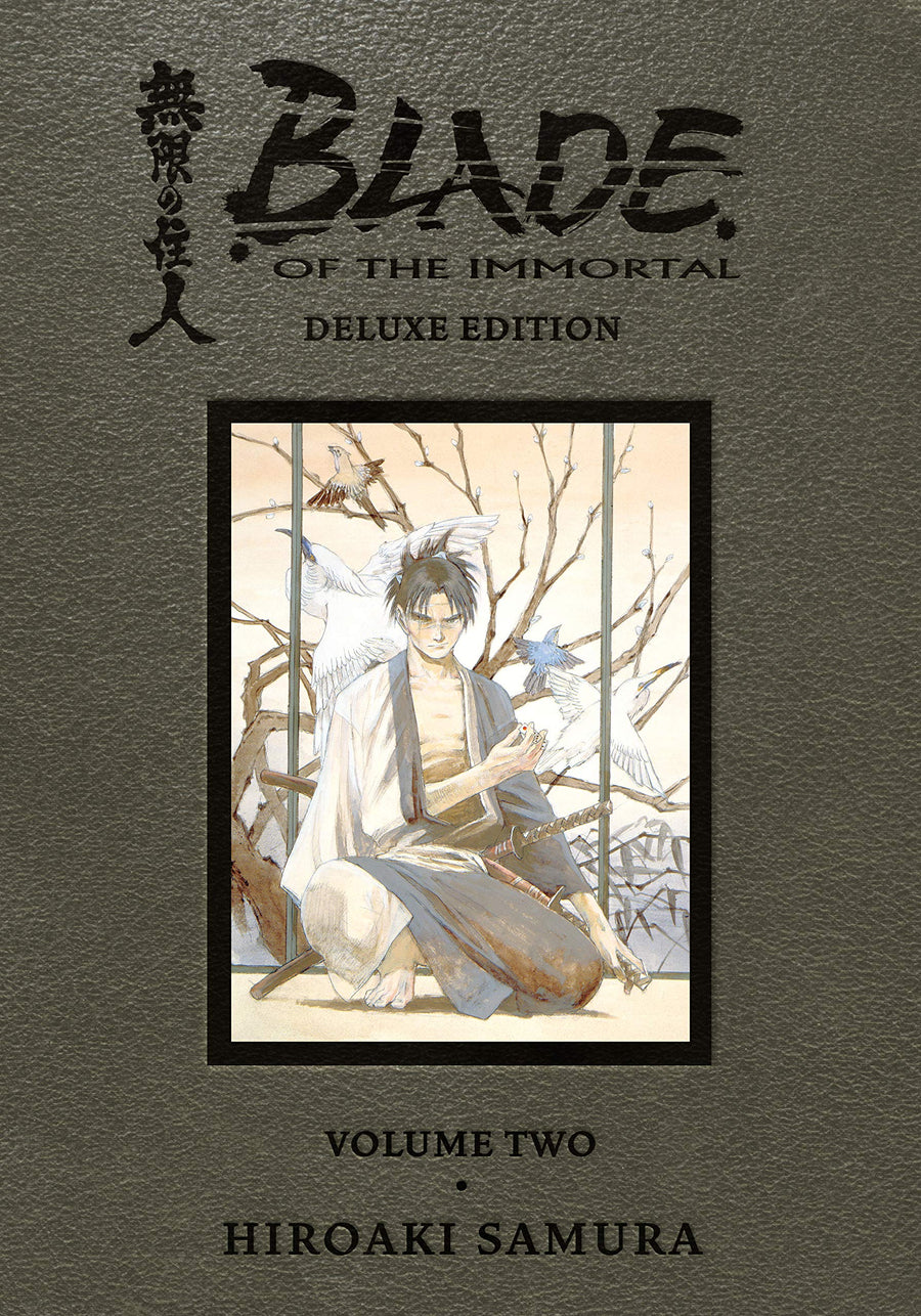 Blade of the Immortal Deluxe Edition Volume 2