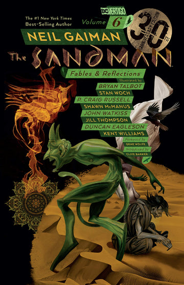 Sandman Volume 6 Fables And Reflections