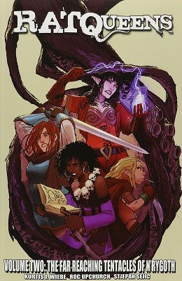 Rat Queens Volume 2