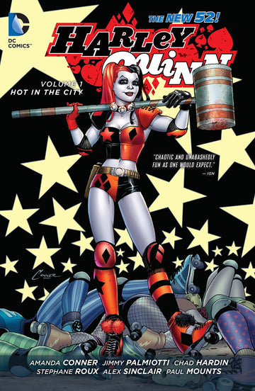 Harley Quinn Volume 1 Hot In The City
