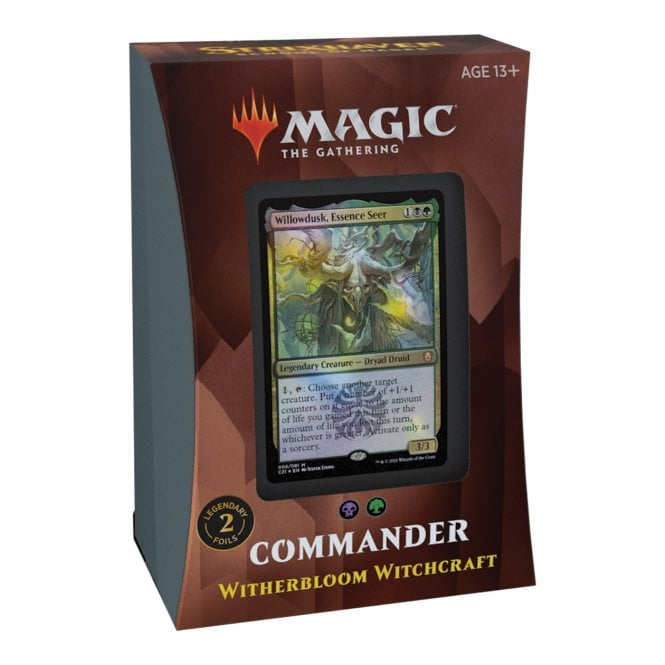 Magic The Gathering Strixhaven School of Mages Commander Decks