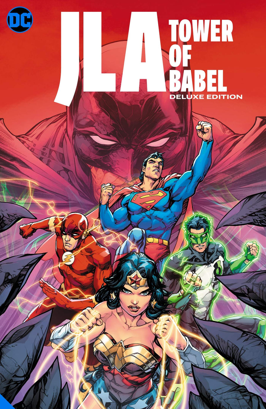 JLA The Tower Of Babel The Deluxe Edition Hardcover