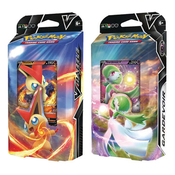 Pokemon TCG Victini/Gardevoir V Battle Deck