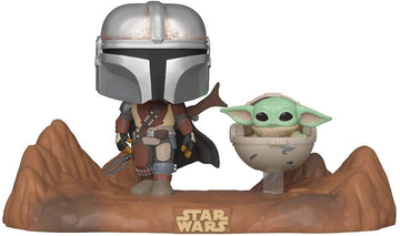 Funko POP Star Wars The Mandalorian With The Child