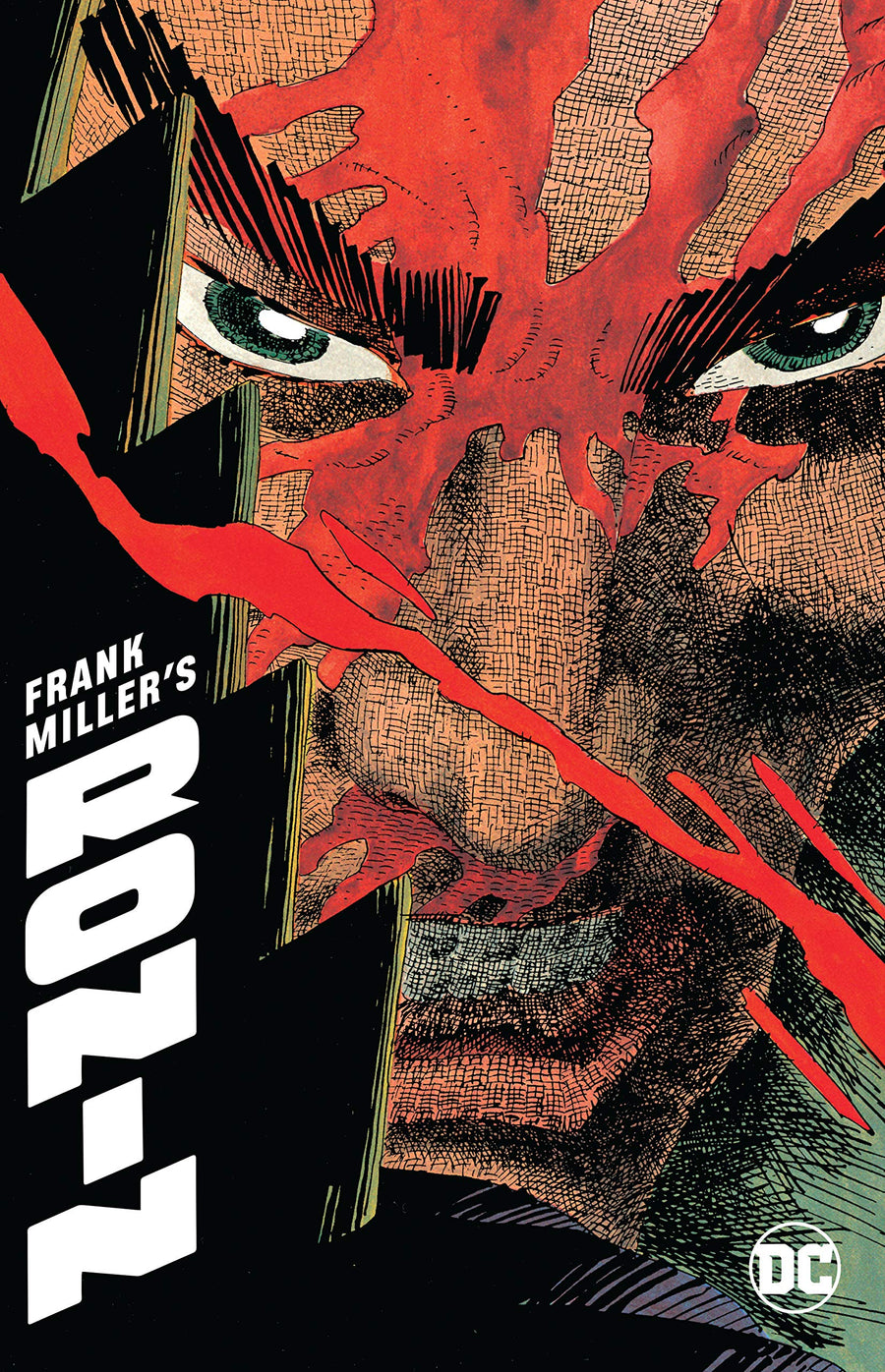 Ronin By Frank Miller Black Label