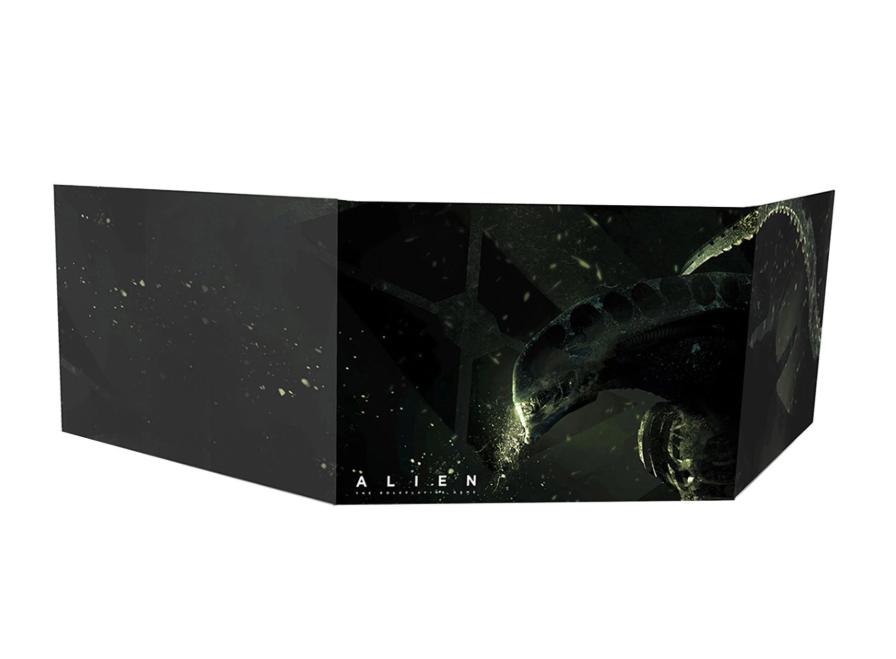 Alien The Roleplaying Game Screen