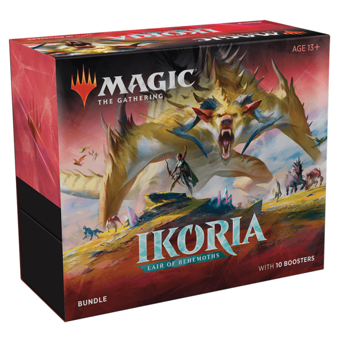 MTG: Ikoria - Lair Of Behemoths Bundle [PRE-ORDER]