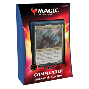 Magic The Gathering Commander 2020 Deck Arcane Maelstrom [PRE-ORDER]