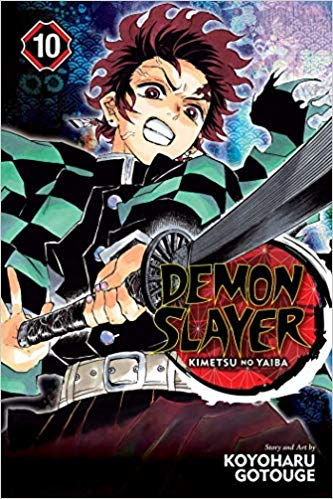 Demon Slayer Volume 10