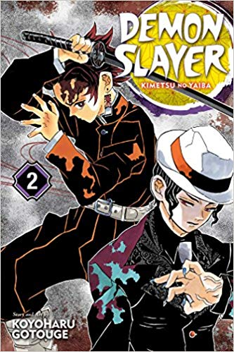 Demon Slayer Volume 2