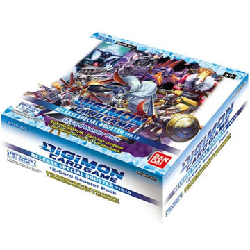 Digimon Card Game Release Special Ver1.0 BT01-03 Booster Box