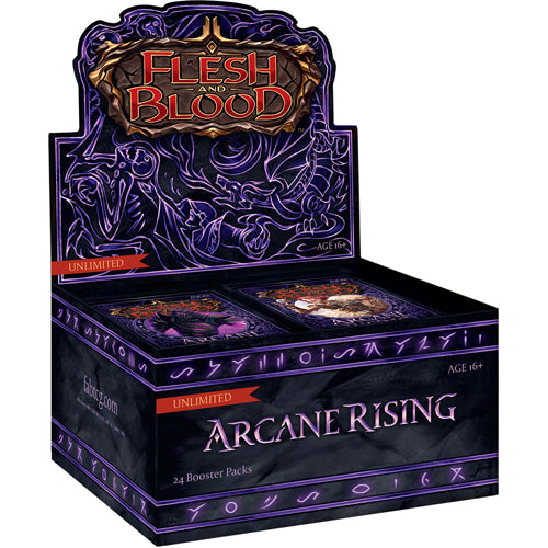 Flesh and Blood TCG - Arcane Rising Unlimited Booster Box