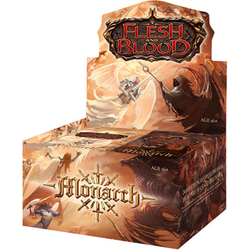 Flesh and Blood TCG Monarch First Edition Booster Box