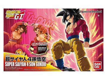 Figure-Rise Dragon Ball GT SS4 Son Goku Model Kit