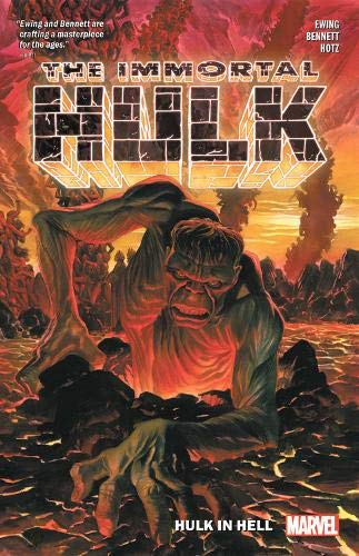 The Immortal Hulk Volume 3 Hulk In Hell