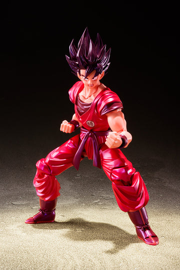 Dragon Ball Son Goku Kaioken S.H.Figuarts
