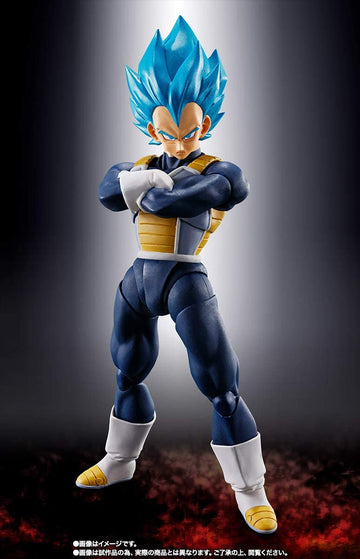Dragon Ball Super Super Saiyan God Super Saiyan Vegeta S.H.Figuarts
