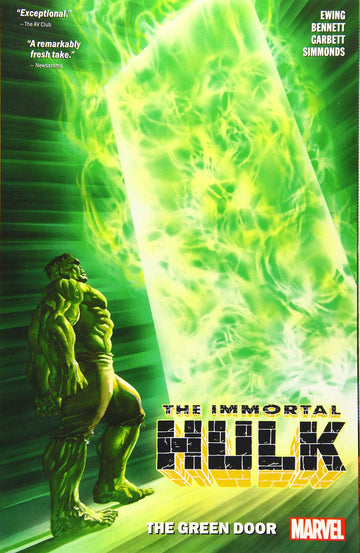 The Immortal Hulk Volume 2 Green Door