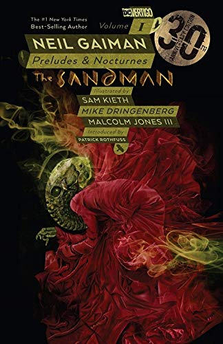 The Sandman Volume 1 Preludes & Nocturnes 30th Anniversary Edition