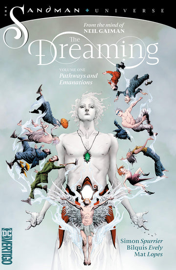 Dreaming Volume 1 Pathways And Emanations