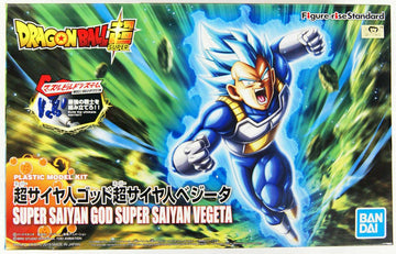 Dragon Ball Super Figure-Rise SSGSS Vegeta Model Kit