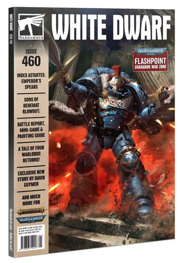 White Dwarf Issue 460