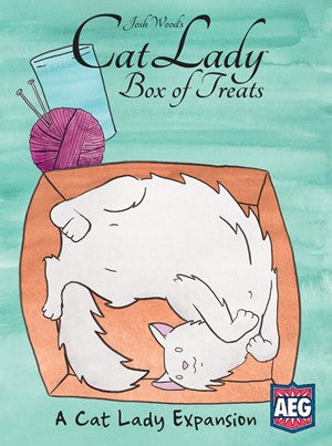 Cat Lady Box Of Treats Expansion