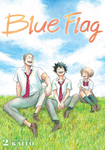 Blue Flag Volume 2