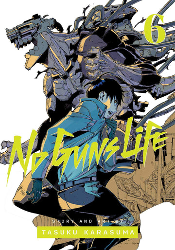 No Guns Life Vol 6