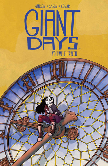Giant Days Volume 13