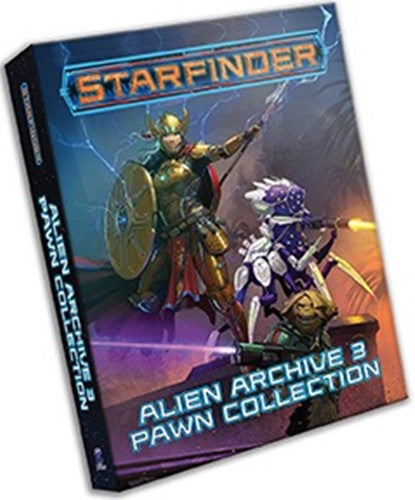 Starfinder Pawns Alien Archive 3 Pawn Collection