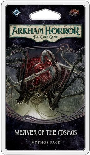 Arkham Horror Card Game Weaver Of The Cosmos Mythos Pack