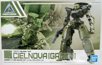 30MM BEXM-14T Cielnova Green 1/144 Model Kit