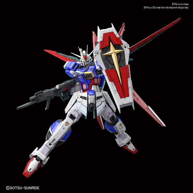 RG Gundam Force Impulse 1/144 Model Kit