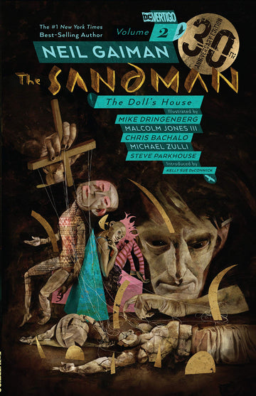 Sandman Volume 2 The Doll's House 30th Anniversary Edition
