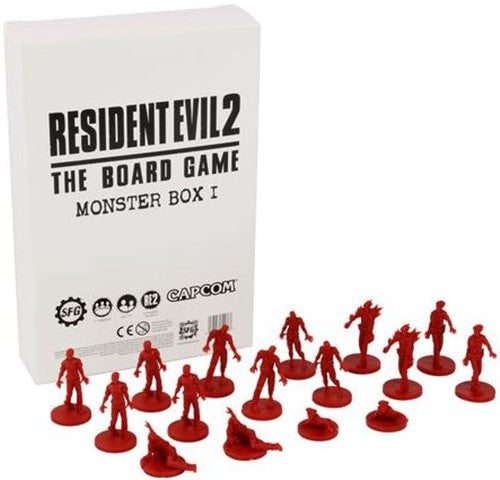 Resident Evil 2 Monster Box 1