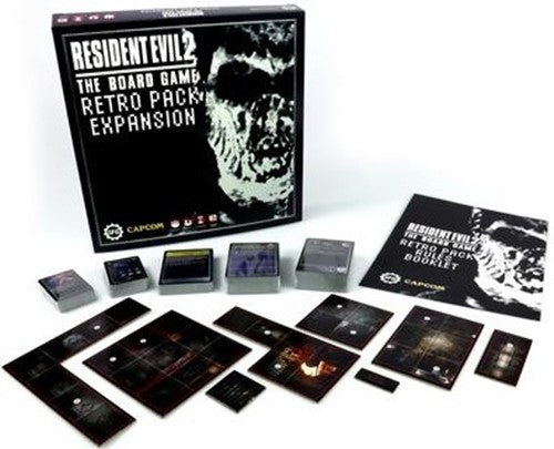 Resident Evil 2 Retro Pack Expansion