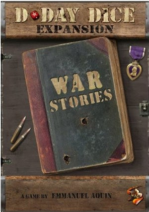 D-Day Dice War Stories Expansion