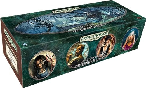 Arkham Horror Return To Dunwich Legacy