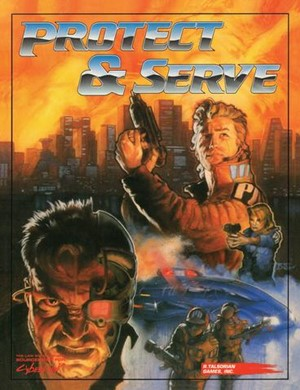 Cyberpunk 2020 RPG Protect And Serve