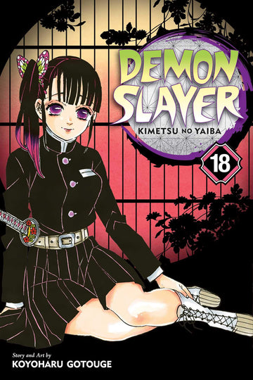 Demon Slayer Kimetsu No Yaiba Volume 18